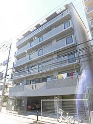 ビバリー江坂[4階]の外観