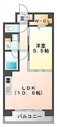 KPLAT21[3階]の間取り