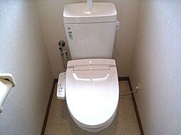 トイレも交換済...