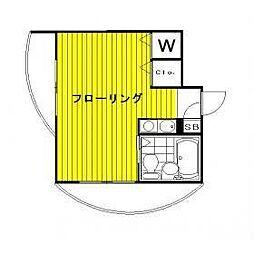メゾンITO[2階]の間取り