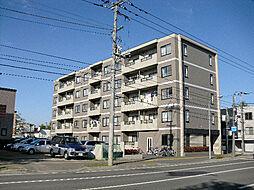北海道札幌市東区北十八条東7丁目の賃貸マンションの外観