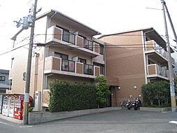 大阪府四條畷市中野本町の賃貸マンションの外観