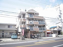 兵庫県高砂市荒井町中新町の賃貸マンションの外観