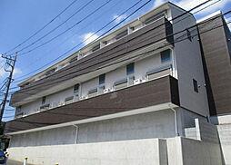 神奈川県横浜市磯子区森4丁目の賃貸アパートの外観
