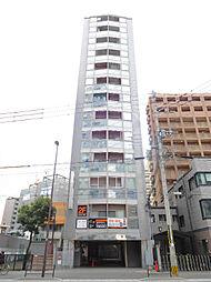 福岡県福岡市博多区千代3丁目の賃貸マンションの外観