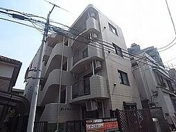 K-1マンション[4階]の外観