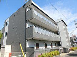 埼玉県さいたま市桜区神田の賃貸マンションの外観