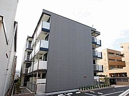 レオパレスセントラルアイ[4階]の外観