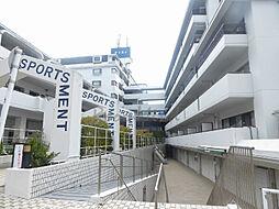 神奈川県横浜市南区平楽の賃貸マンションの外観