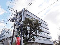 大阪府堺市北区北長尾町2丁の賃貸マンションの外観