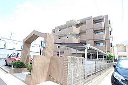 愛知県名古屋市守山区城南町の賃貸マンションの外観