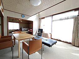 札幌市南区川沿一条四丁目戸建 5SLDKの居間