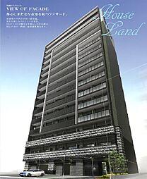 プレサンス名古屋グロウ[11階]の外観