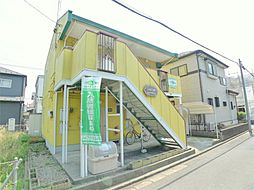 ジュピター山崎[101号室]の外観