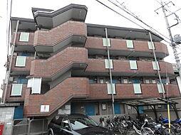 埼玉県鶴ヶ島市脚折町1丁目の賃貸マンションの外観
