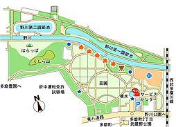 公園武蔵野公園...