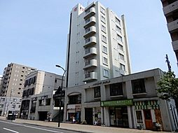 北海道札幌市中央区南二条西23丁目の賃貸マンションの外観