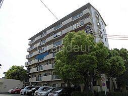 鶴見緑地ローレルハイツ[7階]の外観