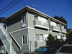 ゼルコーバ新町[101号室]の外観