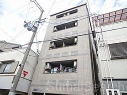 大阪府堺市堺区柳之町西1丁の賃貸マンションの外観