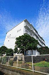 神奈川県横浜市栄区小菅ケ谷1丁目の賃貸マンションの外観