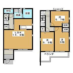 本陣駅 16.0万円