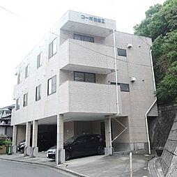 福岡県北九州市小倉北区篠崎5丁目の賃貸マンションの外観