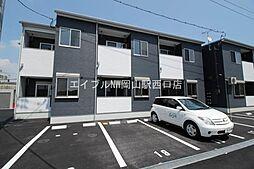 リバーサイド藤田E棟[2階]の外観