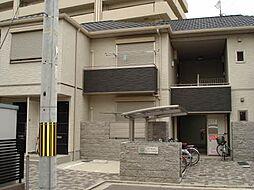 シャーメゾン モンパール北花田[1階]の外観