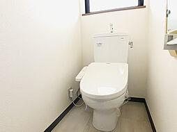 2階新品交換済みトイレ