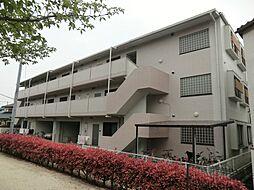 兵庫県伊丹市昆陽南3丁目の賃貸マンションの外観