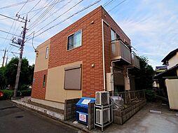 埼玉県所沢市東狭山ケ丘2丁目の賃貸アパートの外観