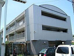グランパティオ軽里[3階]の外観