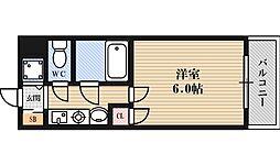新大阪プライマリーワン[3階]の間取り