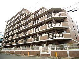 ルクソル浦和[4階]の外観