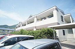 福岡県宗像市陵厳寺3丁目の賃貸マンションの外観