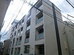 大阪府大阪市住吉区東粉浜3丁目の賃貸マンションの外観
