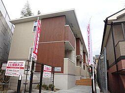 近鉄長野線 喜志駅 徒歩17分の賃貸アパート