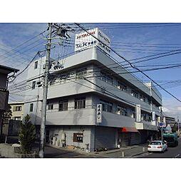 奈良県奈良市学園大和町の賃貸マンションの外観