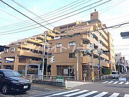 ライオンズマンション板橋中丸町[5階]の外観