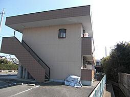 コーポ多恵[2階]の外観