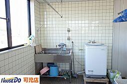 二階洗い場