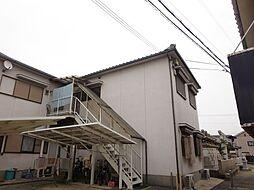 阪口ハイツ[202号室]の外観
