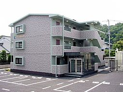静岡県駿東郡清水町湯川の賃貸マンションの外観