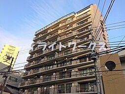 朝日板橋駅前マンション[5階]の外観