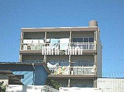 岡マンション[2階]の外観