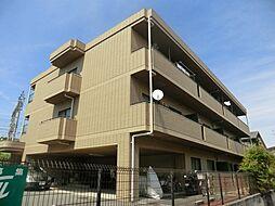 兵庫県宝塚市山本中2丁目の賃貸マンションの外観