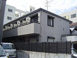 兵庫県神戸市兵庫区小河通2丁目の賃貸アパートの外観