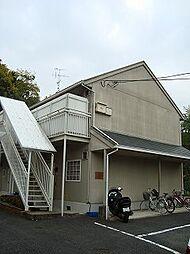 京都府京都市左京区修学院宮ノ脇町の賃貸アパートの外観