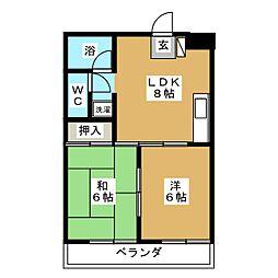 日吉駅 7.5万円